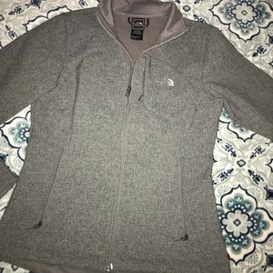 North face fitted jacket
